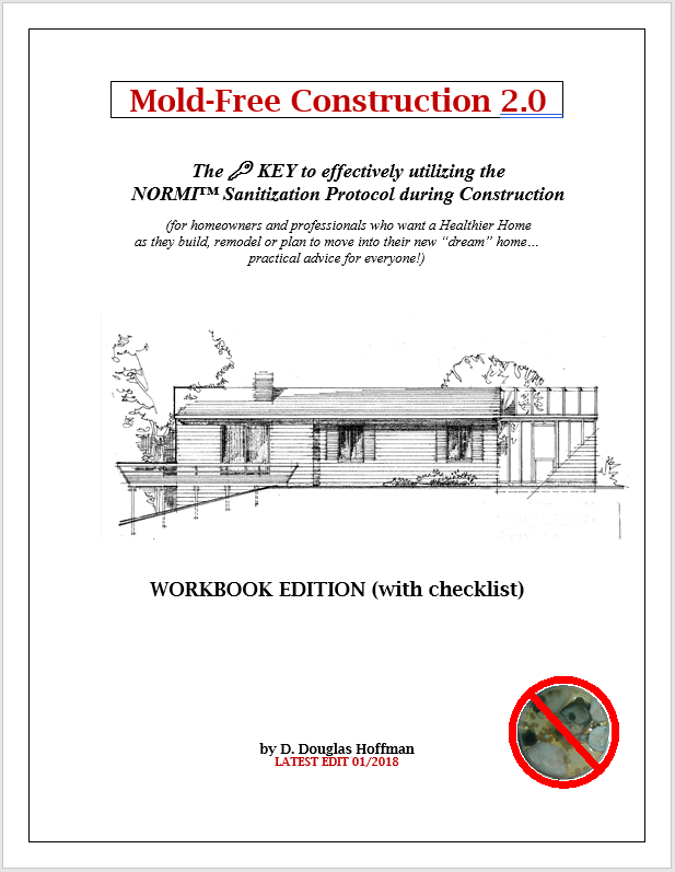 Mold-Free Construction eBook
